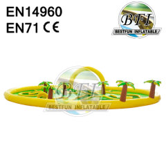 PVC Inflatable Golf Field