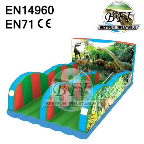 Inflatable Bungee Run Sport