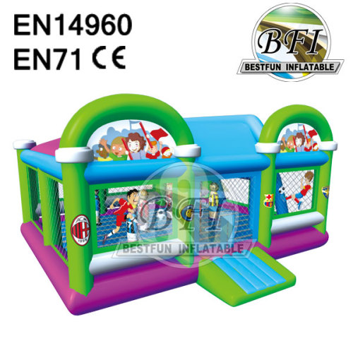Inflatable Soccer Arena Bouncer