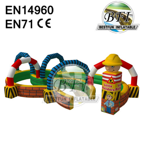 Children Inflatable Race Track