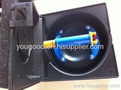8''PUMP TYPE GLASS SUCTION CUPS--120KG VACUUM LIFTER