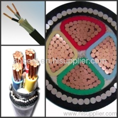 Top Quality RZ1-K Power cable XLPE Insulated Power Cable