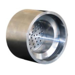 custom stainless steel wheel machining