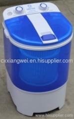 mini single tub washing machine