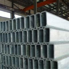 Factory Supply alloy and stainless Square Tube And Galvanized Square Tube