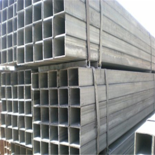 ASTM A500 Gr B carbon square tube factory