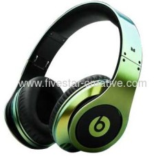 Monster Hoofdtelefoon Beats by Dr.Dre Studio High Performance Colorware Collection groen