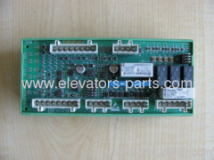 Otis elevator spare parts SOM-II GEA26800AL2 PCB original new