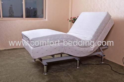 Wallhugger adjustable bed mattress