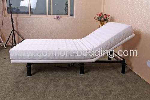 Adjustable bed of new model
