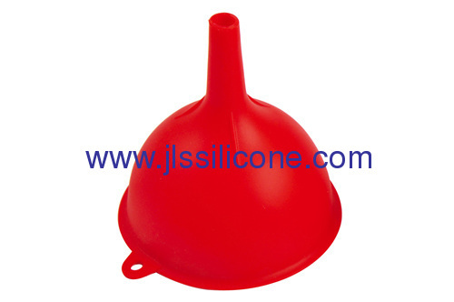 Portable Collapsible silicone funnel with 100%food grade