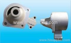 auto parts Fiat 1.5 aluminum alloy starter motor cover