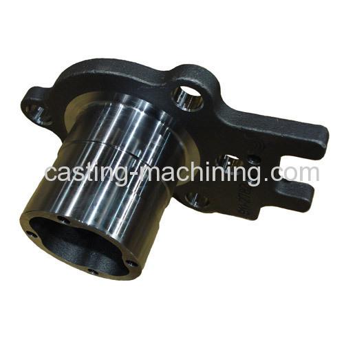 cnc custom machined components