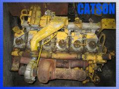 Komatsu PC400-5 S6D125-1 engine assy