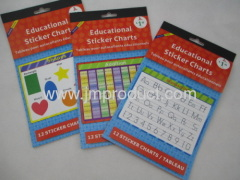 Stickers for School Education