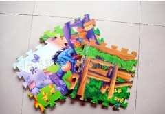Film for jigsaw puzzle mat of children toys or kids toys(non-texic & eco-friendly)