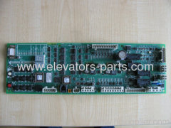 Otis lift spare parts original SPBC-III GCA26800KX1 lift parts PCB