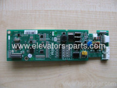 Fujitec lift parts INC03 elevator parts PCB in stock