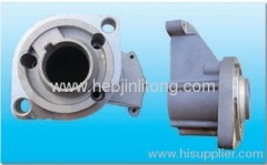 Auto parts 4.5 ISUZU motors aluminum starter motor housing/cover