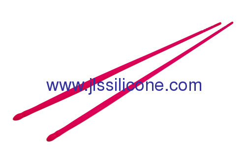 Food contact silicone chopsticks in candy color