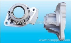 6D14 Auto parts starter motor cover/housing