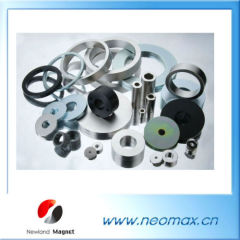 Sintered NdFeB Magnet Factory