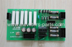 Mitsubshi J631708B000G01 lift parts PCB good quality and original new
