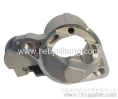 auto parts starter motor cap/cover /housing aluminum alloy material