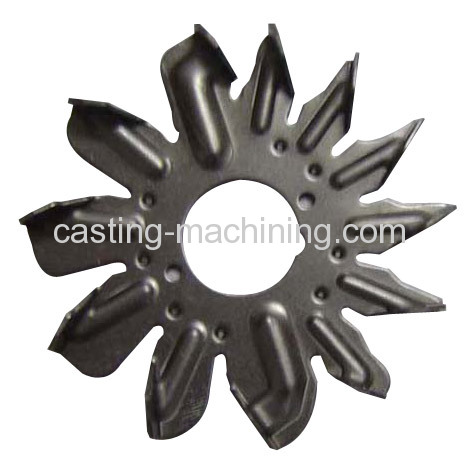zinc coated agricultural tractor parts