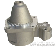 Fiat 1.5 auto parts starter motor cover /cap aluminum alloy material