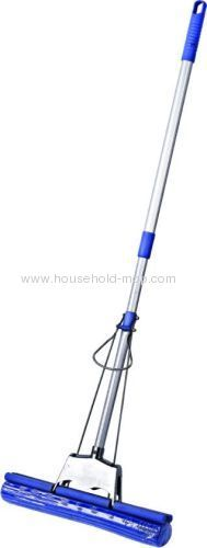 Clean wet sponge Mop