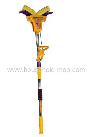 Household wet clean flat mop