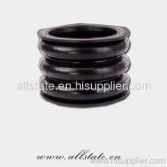 Cabin suspension air spring