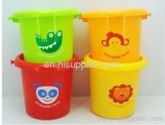 Hot stamping foil for beach toys of children toys