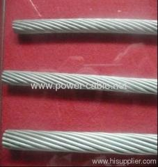 Galvanized steel wire guy wire 3/8