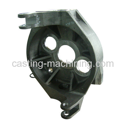 sand casting Mining machinery parts