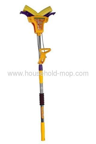 Household wet floor clean flat mop