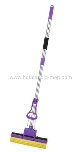 Household spong pva wet flat mop