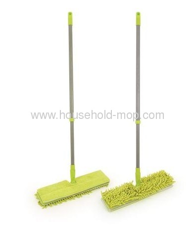 2 in 1 Mop Microfiber Double-Sided Cleaning mop
