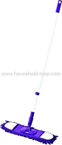 Flat Microfiber Chenille mop