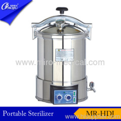 New type portable sterilizer