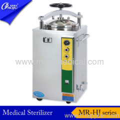 Electric-heated vertical steam sterilize
