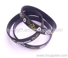 silicone wristband silicone bangles silicone bands silicone bracelet