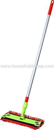 Household microfiber mop pad