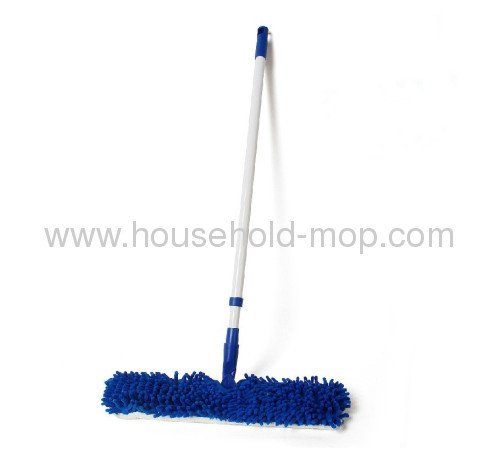 Household disposable microfiber mop