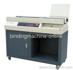 hot glue book binding machine