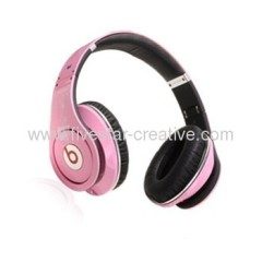 Beats by Dr.Dre Studio HD Headphone Pink
