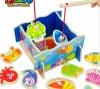Go fishing of family toys or children toys