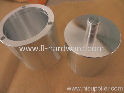 Aluminum CNC house part