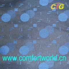 Shuttle Jacquard Fabric With Bonding